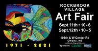 50th Annual Rockbrook Village Art Fair