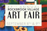 47th Annual Rockbrook Village Art Fair