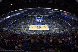 Creighton, University, Basketball, CenturyLink Center, Omaha, Nebraska