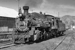 Untitled Railroad Photo - Four