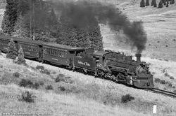 Untitled Railroad Photo - Three
