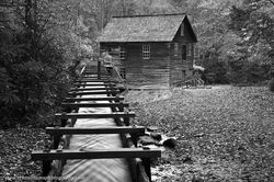Mingus Mill, North Carolina, Grist Maill, Great Smokey Mountains, National Park