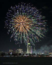 2020 New Year's Eve Fireworks
