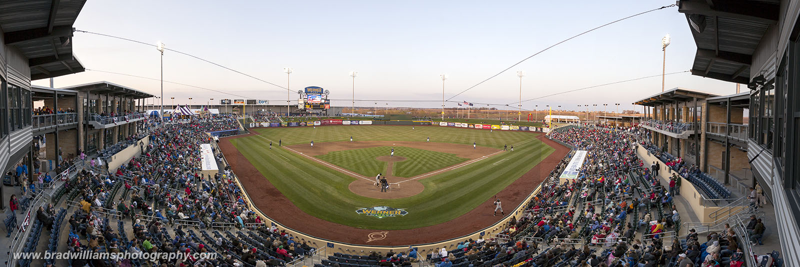 Omaha Storm Chasers, Werner Park, Papillion, Nebraska, Omaha, Baseball, photo