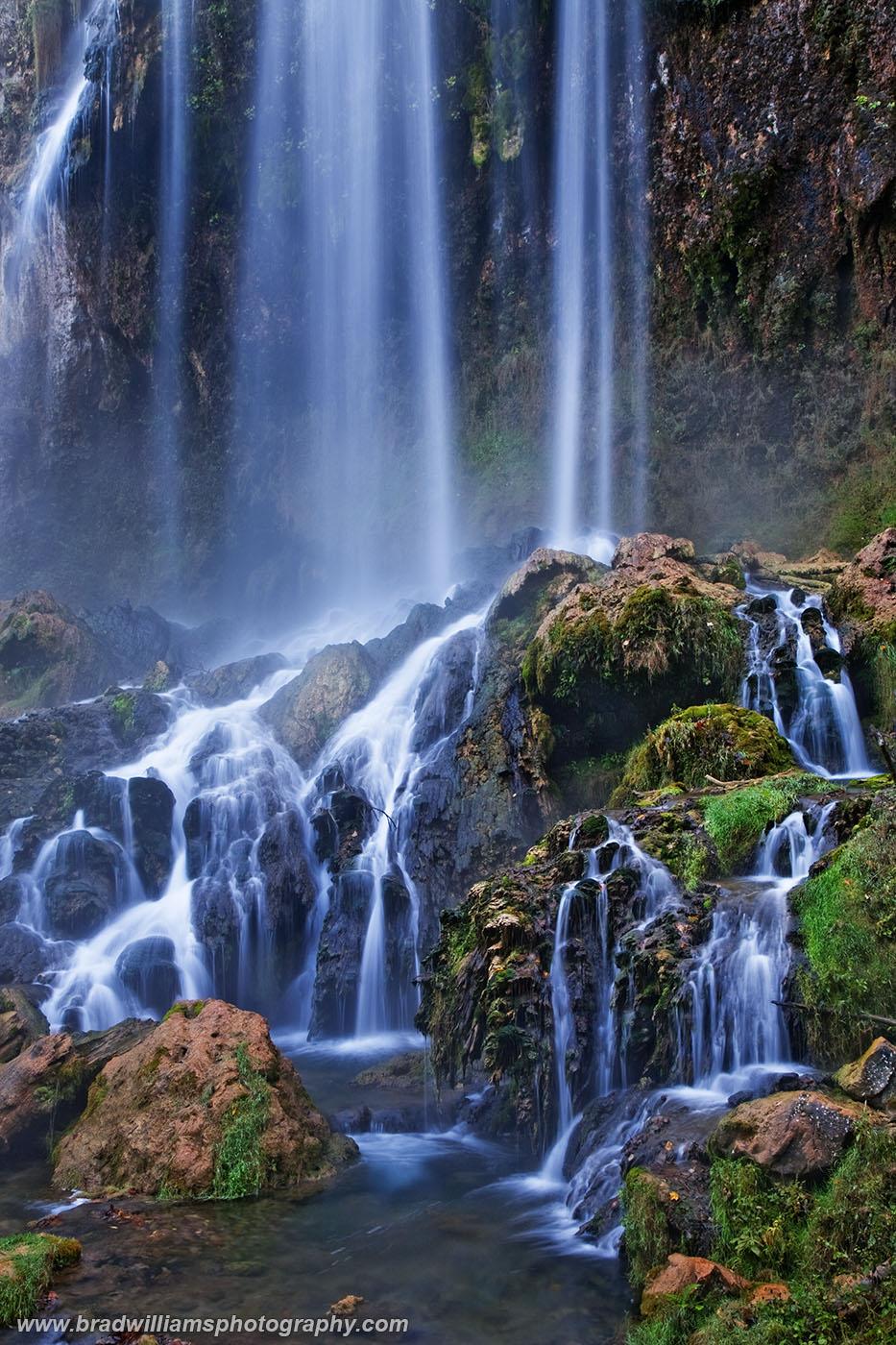 Falling Springs Falls, Covington, West Virginia , photo