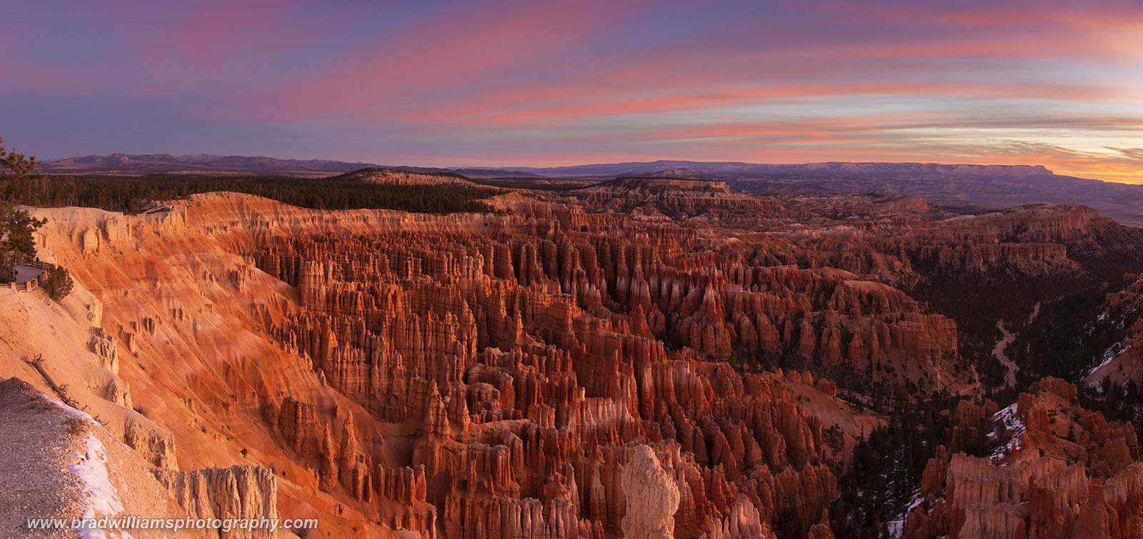 Bryce Canyon, National Park, Hoodoos, Sunrise, photo
