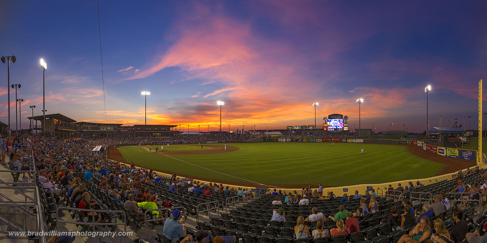 omaha storm chasers, papillion, nebraska, werner park, sarpy county, photo