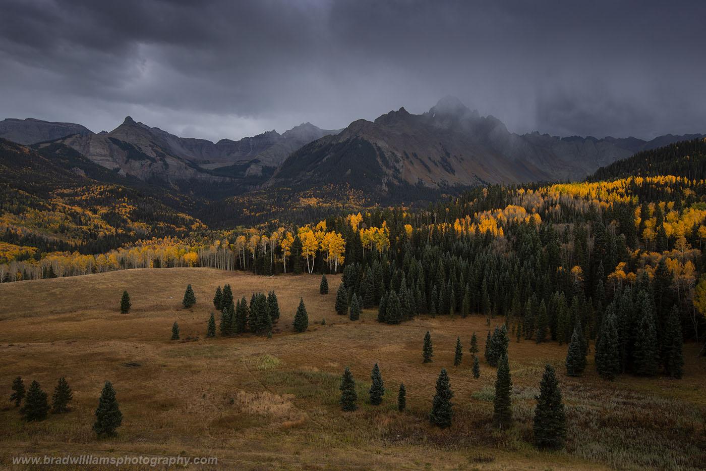 Mountains, San Juan Mountains, Colorado, Sneffles, Dallas Divide, Sneffles Range., photo