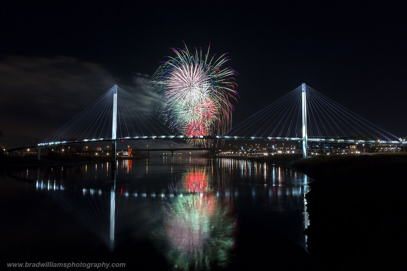 2016 New Year's Eve Fireworks
