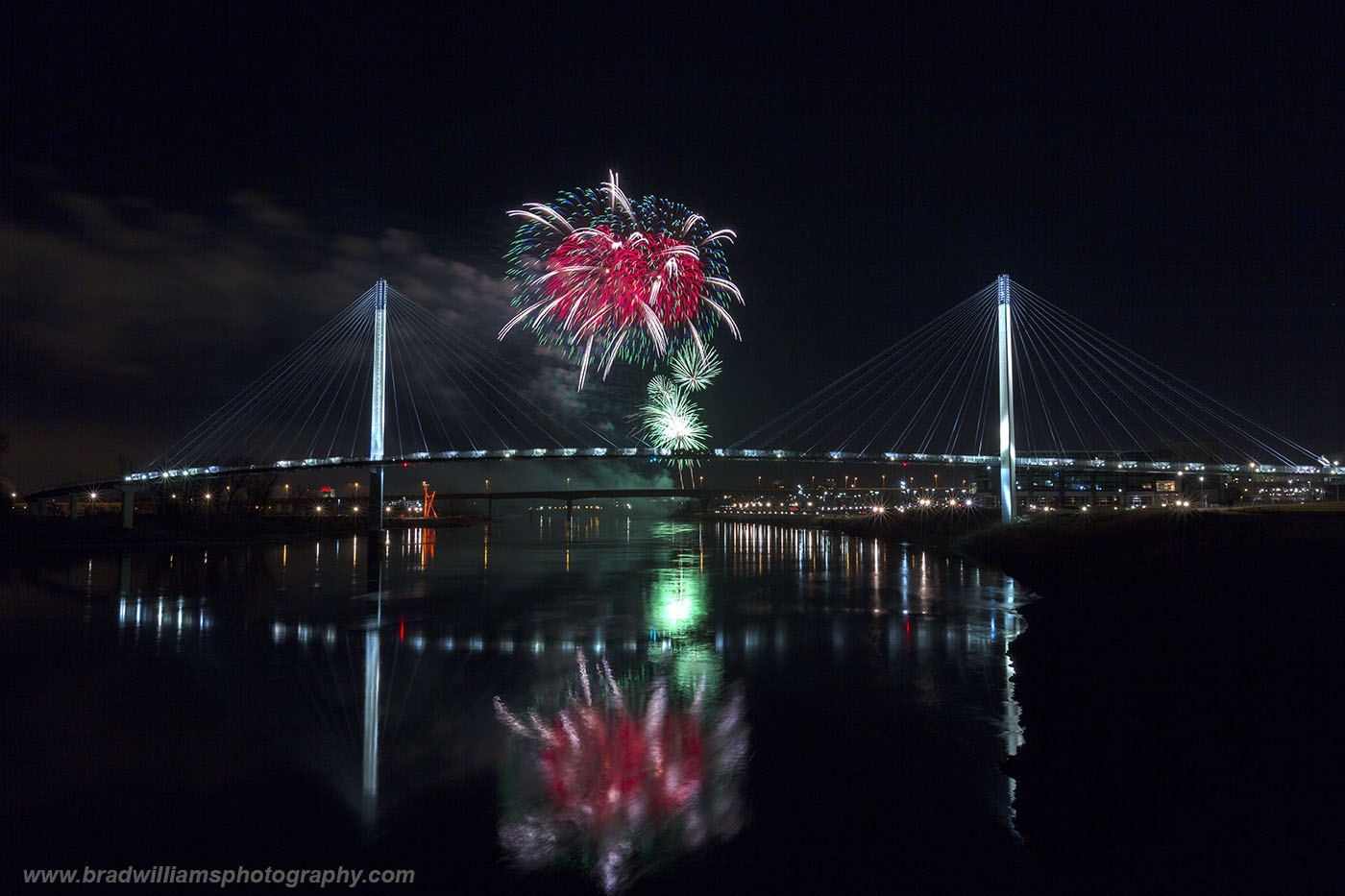2016 New Year's Eve Fireworks, photo