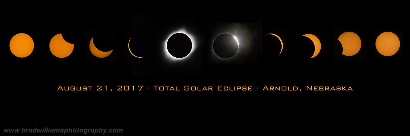 eclipse, 2017, Arnold, Nebraska, solar, sun , photo