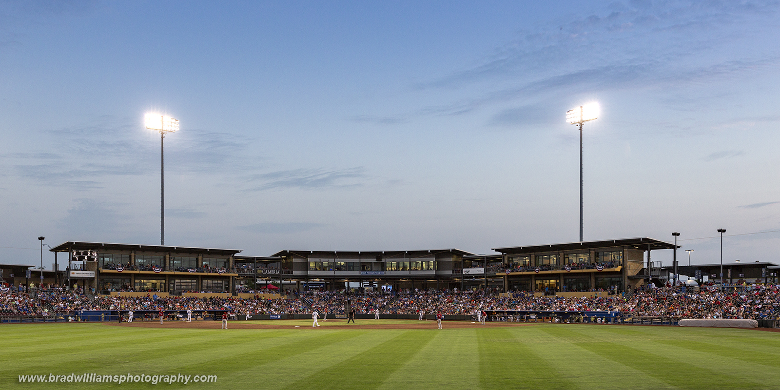Omaha Storm Chasers, Fourth of July, Werner Park, Papillion, Nebraska, baseball, fireworks, photo