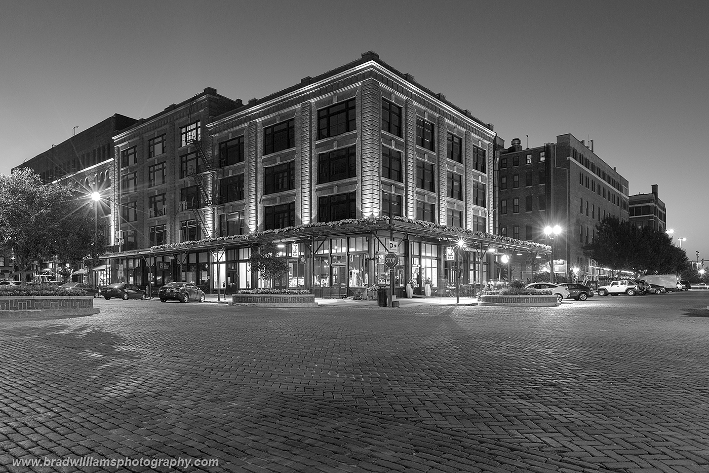 mercer building, Old Market, Omaha, Nebraska , photo