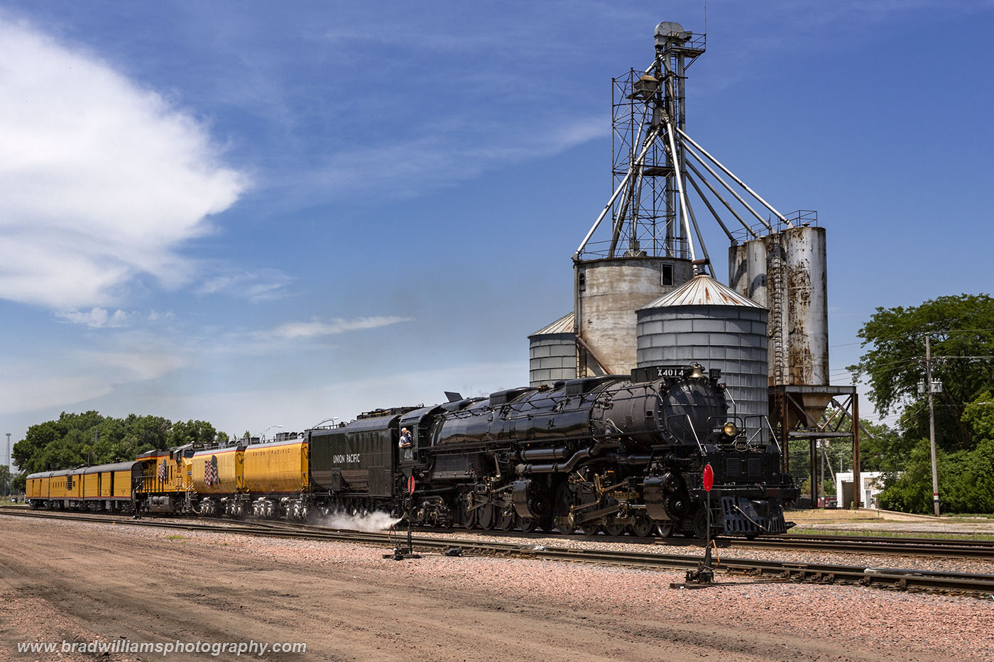 BigBoy, Union Pacific, Steam, Locomotive, Railroad, Train, History, Nebraska, photo