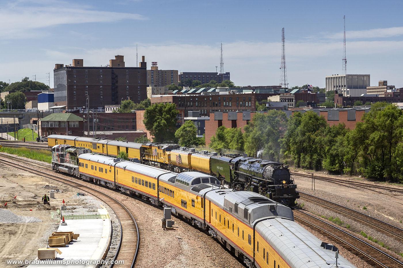 BigBoy, Union Pacific, Steam, Locomotive, Railroad, Train, History, Nebraska, photo