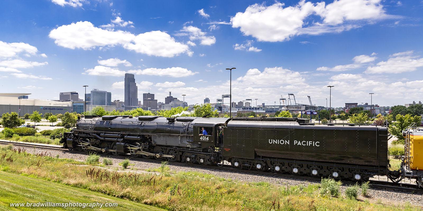 BigBoy, Union Pacific, Steam, Locomotive, Railroad, Train, History, Nebraska, Omaha, photo
