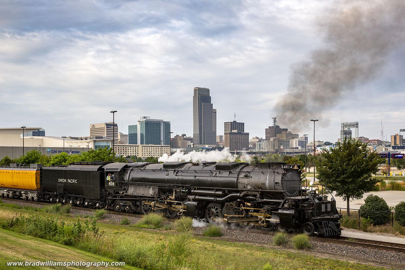 BigBoy, 4014, Union Pacific, Steam, Locomotive, Railroad, Train, History, Nebraska, Omaha, photo