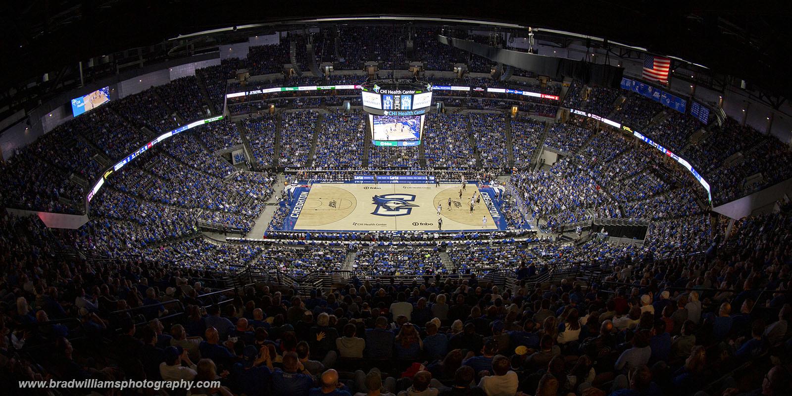 Creighton VS Butler 2/23/2020, Attendance = 18,148